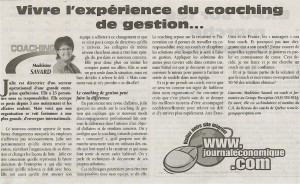 article-de-journal-Vivre-experience-coaching